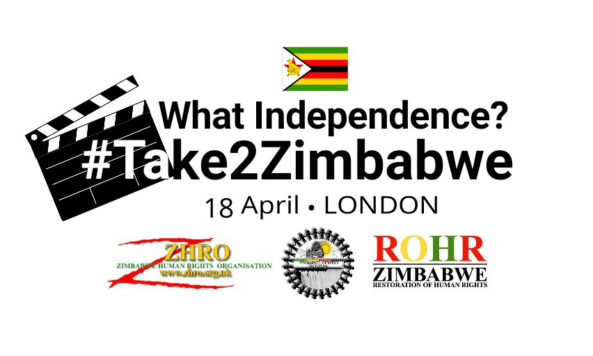 #Take2Zimbabwe and Zexit