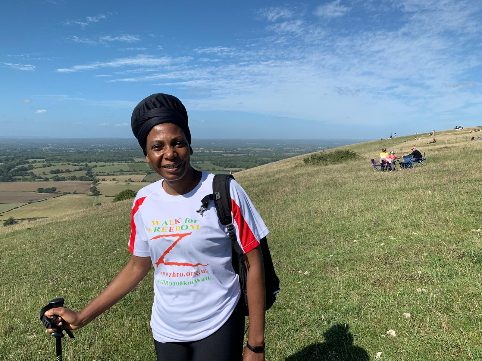 Rashiwe-Devil's Dyke 20th Aug 2020