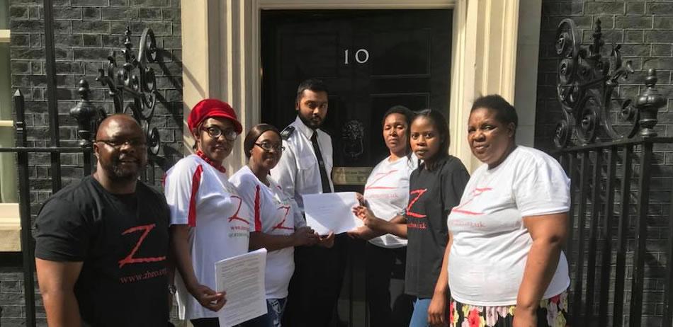 Diaspora Vote Petition