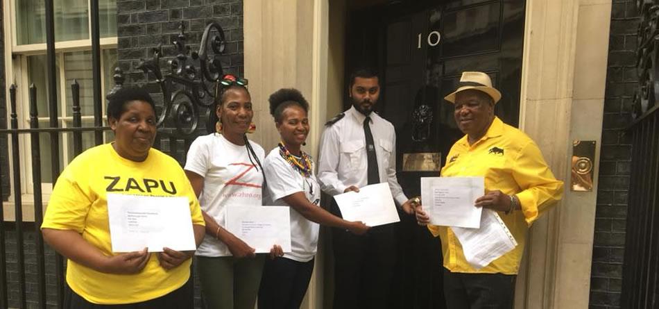 Gukurahundi Petition