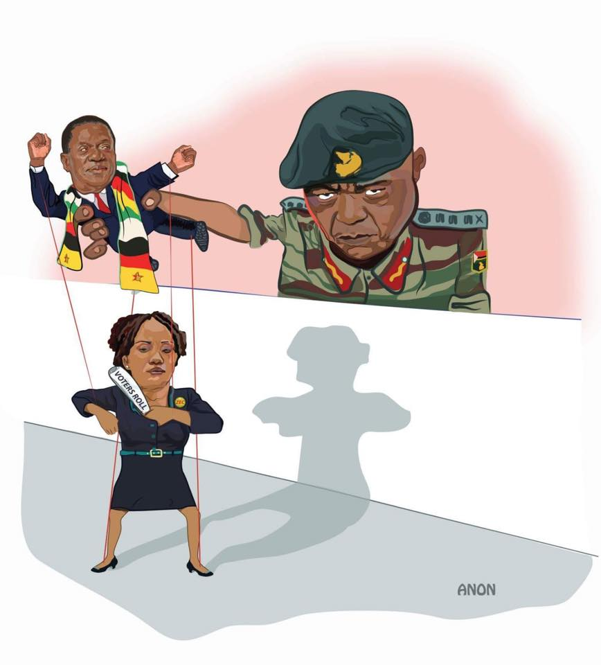 Zimbawbe Military pulling SADC Strings