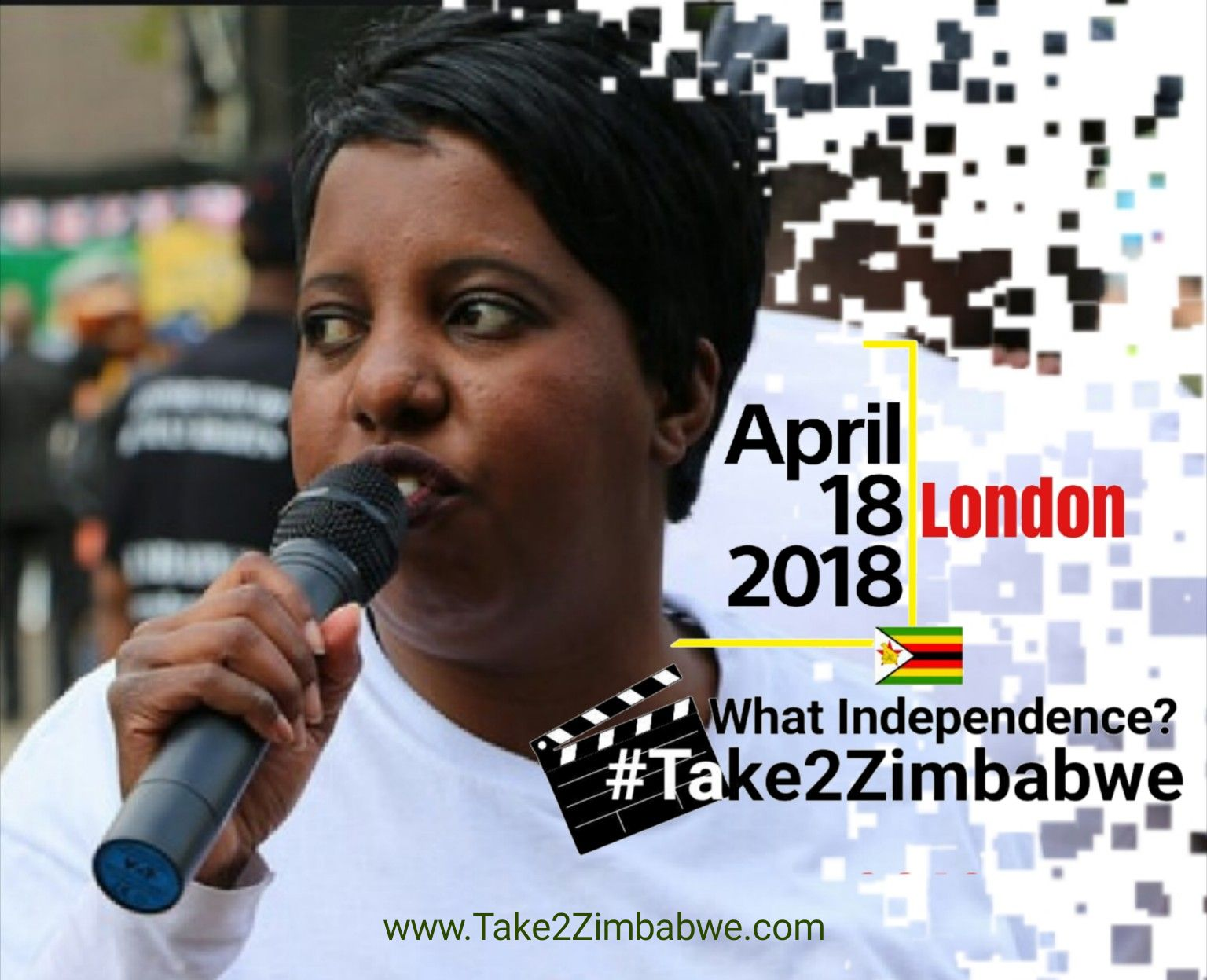 Wednesday 18th April 2018 Zimbabwe Embassy